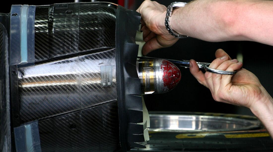 McLaren - GP Brasilien - 26. November 2011