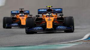 McLaren - GP Deutschland 2019