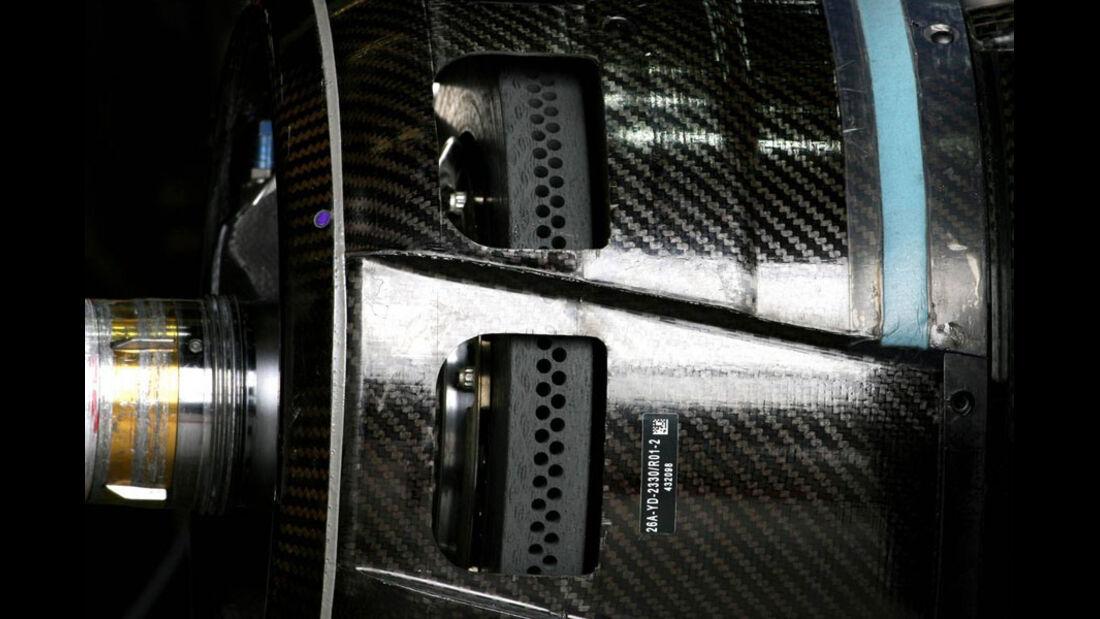McLaren - GP Deutschland - Nürburgring - 22. Juli 2011