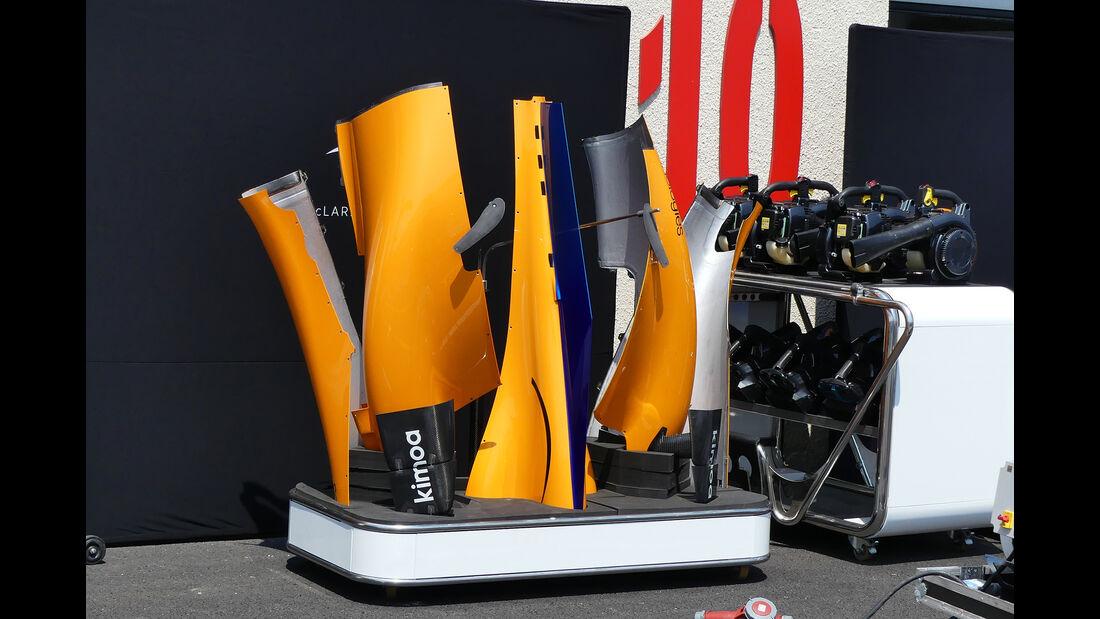 McLaren - GP Francreich - Le Castellet - Circuit Paul Ricard - 20. Juni 2018