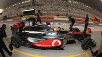 McLaren GP Indien 2011