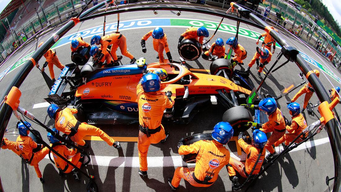 McLaren - GP Italien 2020