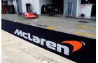McLaren - GP Italien - 8. September 2011
