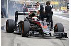 McLaren - GP Japan 2015