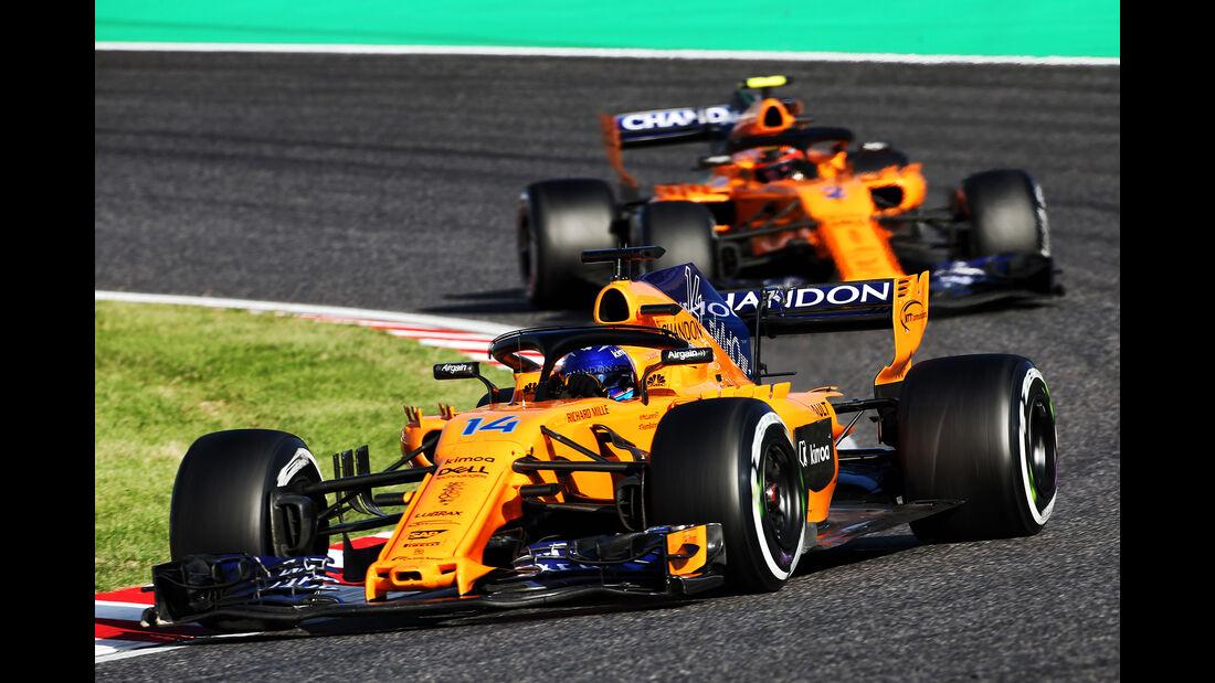 McLaren - GP Japan 2018