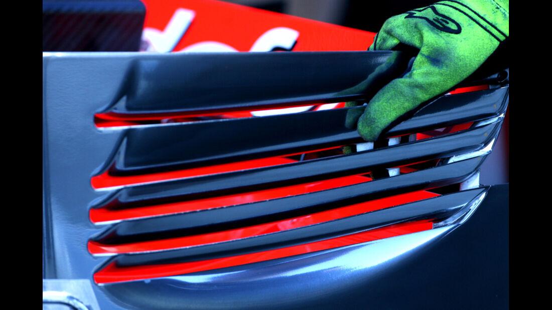 McLaren - GP Japan - Suzuka - 6. Oktober 2011