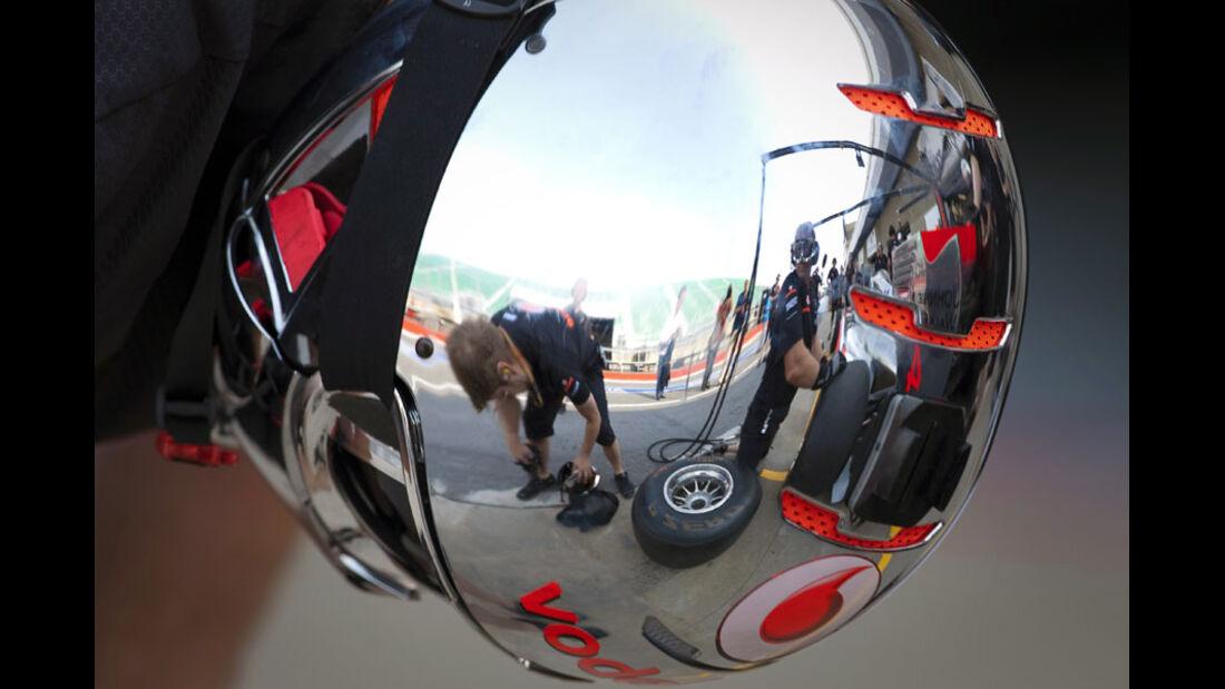 McLaren GP Kanada 2011