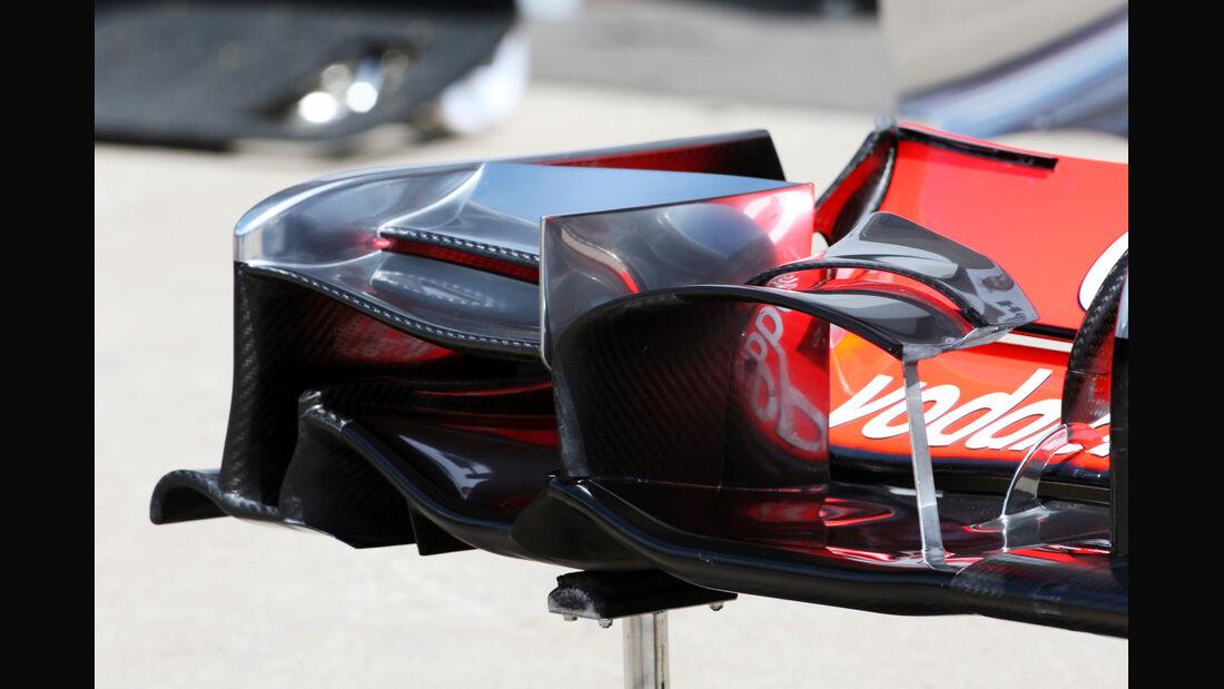 McLaren - GP Kanada - Formel 1 - 7. Juni 2012
