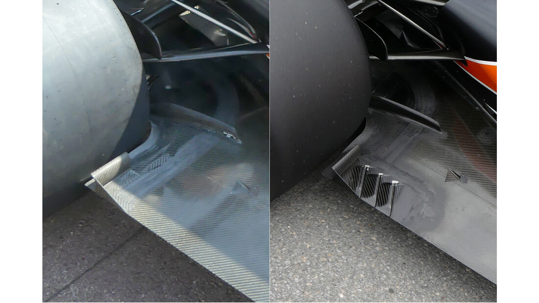 McLaren - GP Kanada - Formel 1 - Technik - 2017