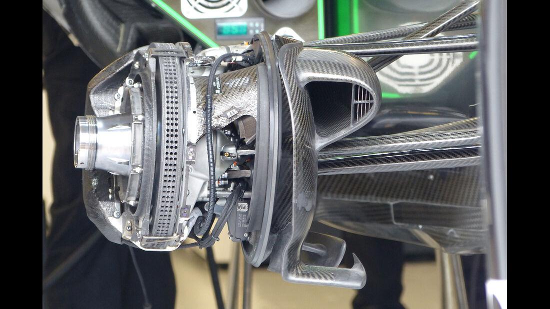 McLaren - GP Kanada - Montreal - 5. Juni 2014
