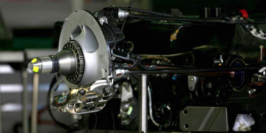 McLaren - GP Malaysia 2011