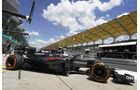 McLaren - GP Malaysia 2016