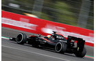 McLaren - GP Mexiko 2015
