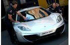 McLaren GP Monaco 2011
