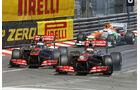 McLaren GP Monaco 2013