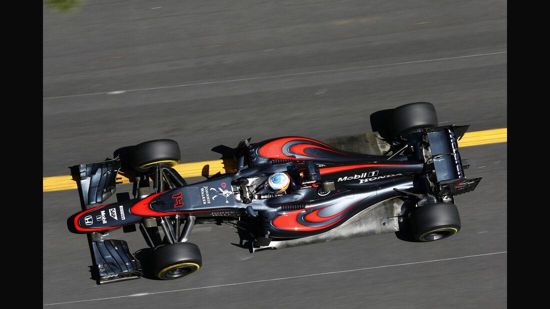 McLaren - GP Monaco 2015