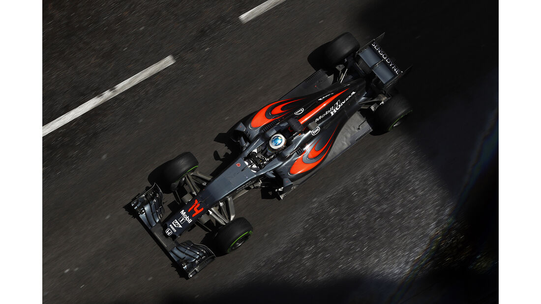 McLaren - GP Monaco 2016