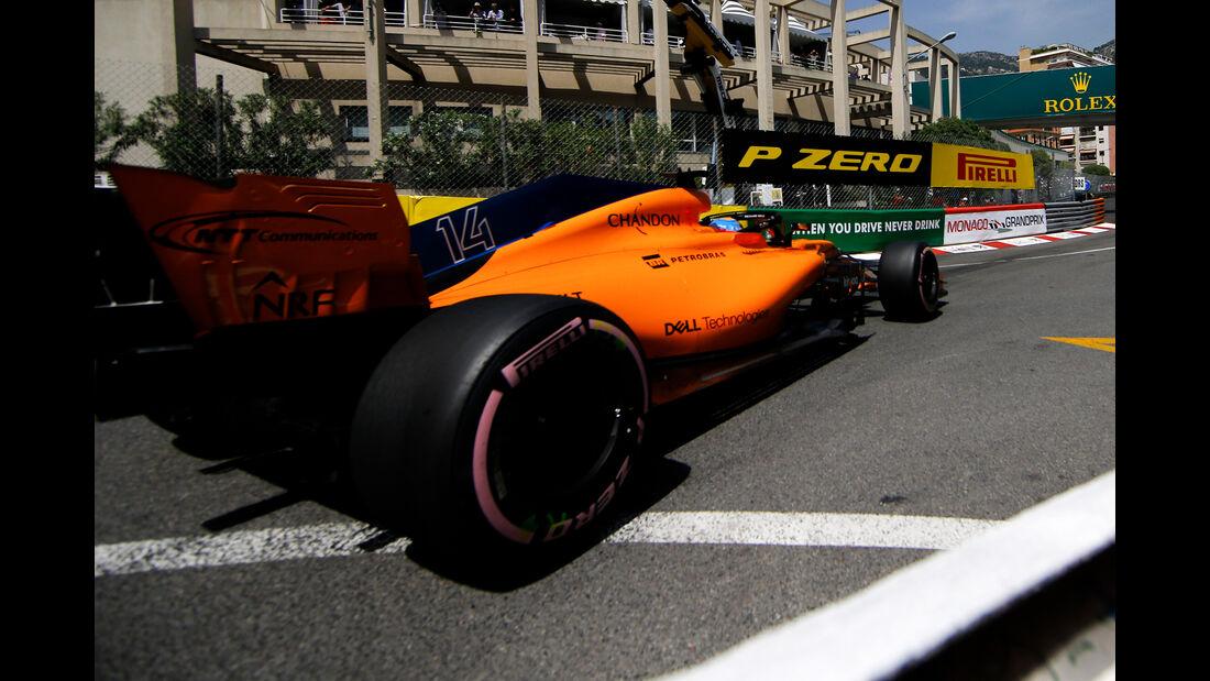 McLaren - GP Monaco 2018