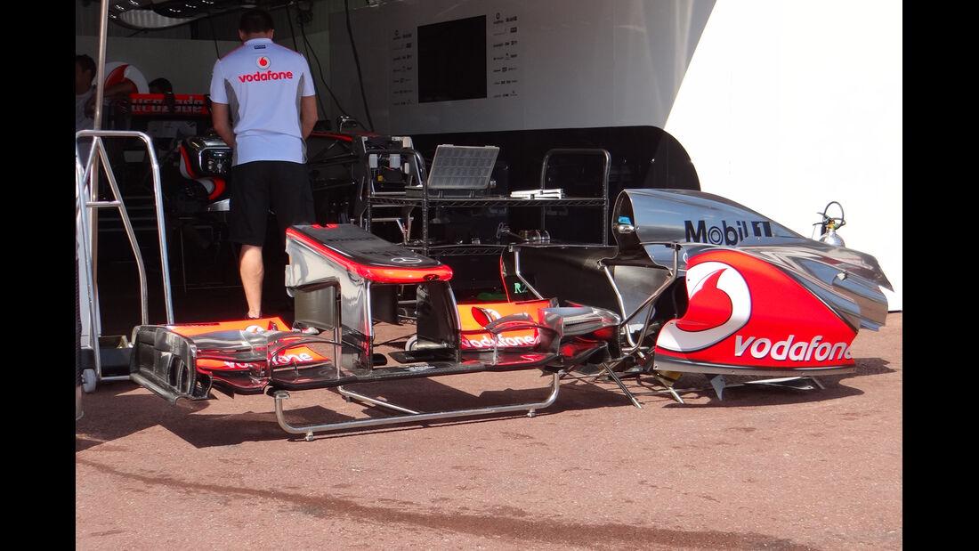McLaren - GP Monaco - 23. Mai 2012