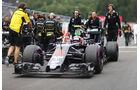 McLaren - GP Österreich 2016