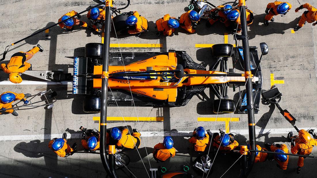 McLaren - GP Österreich 2020