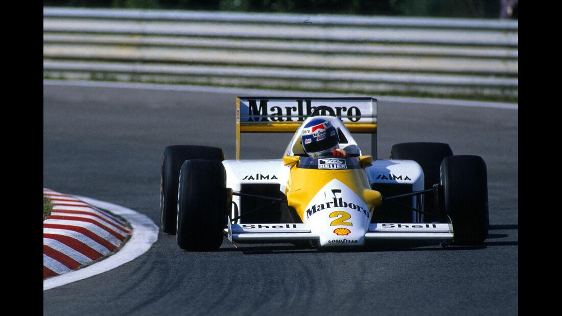 McLaren - GP Portugal - 1986 - Formel 1