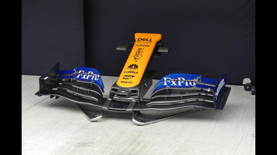 McLaren - GP Russland - Sochi Autodrom - Mittwoch - 25.9.2019