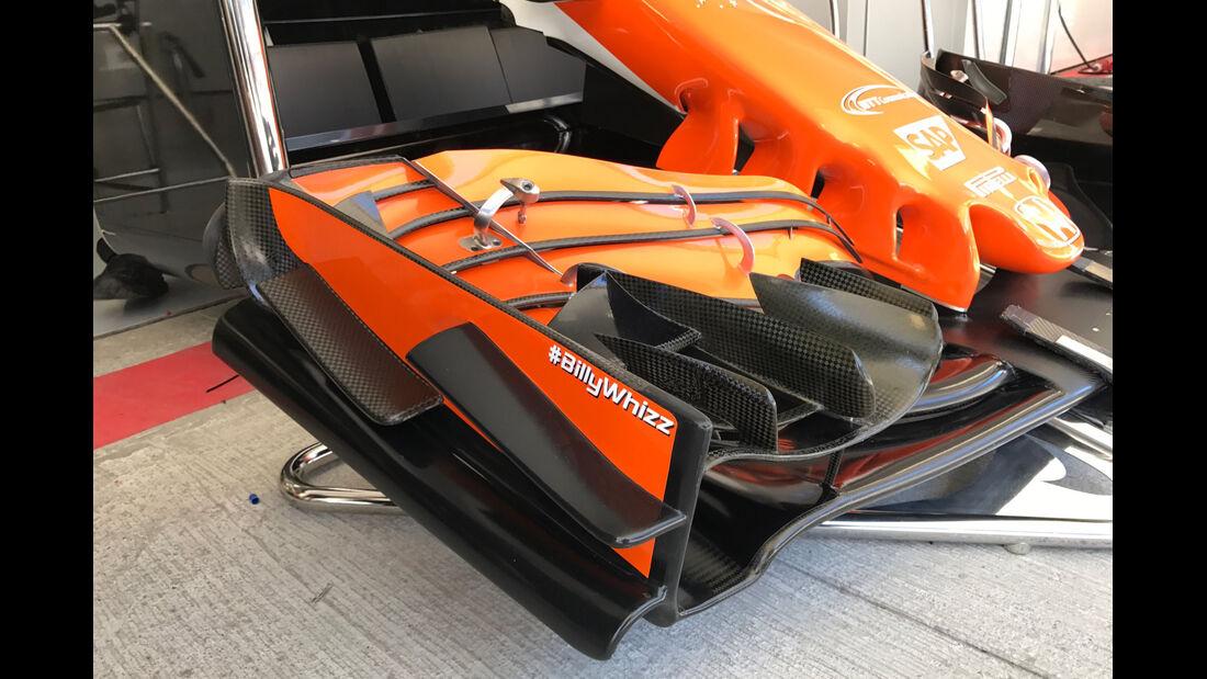 McLaren - GP Russland - Sotschi - Formel 1 - 27. April 2017