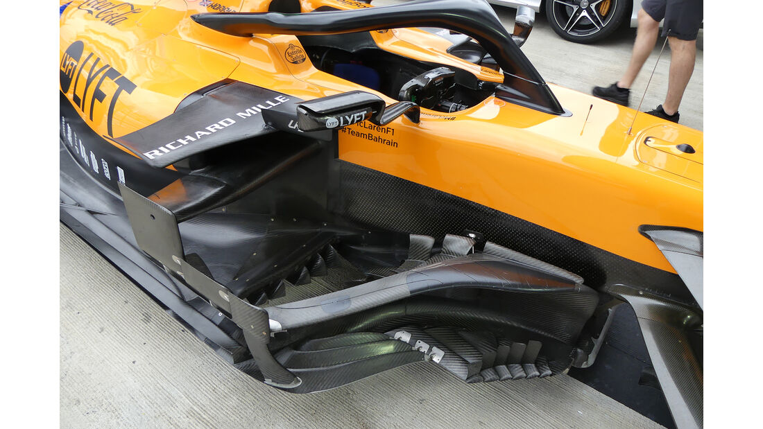 McLaren - GP Russland - Sotschi - Formel 1 - Donnerstag - 26.9.2019