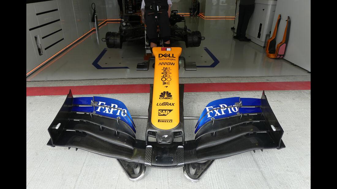 McLaren - GP Russland - Sotschi - Formel 1 - Freitag - 27.9.2019