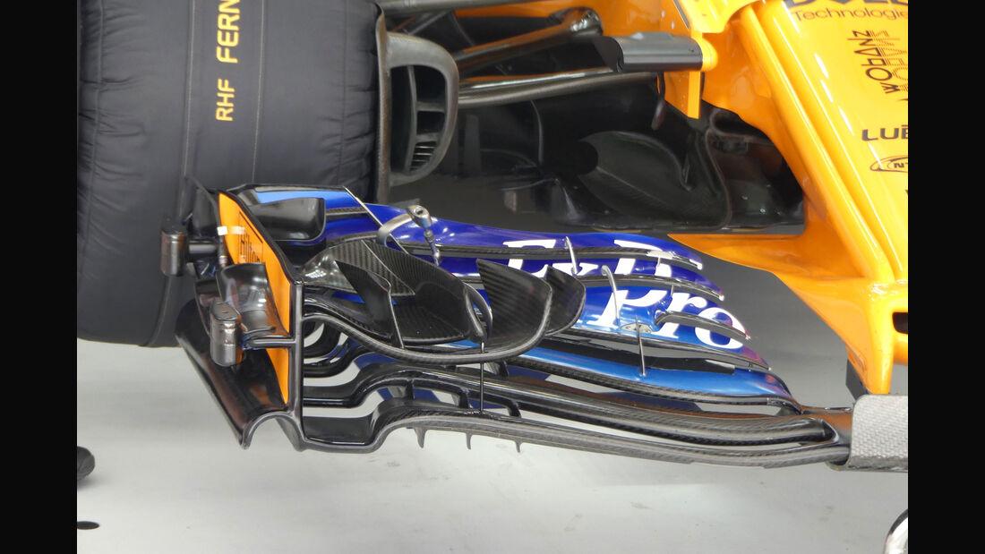 McLaren - GP Russland - Sotschi - Formel 1 - Freitag - 28.9.2018