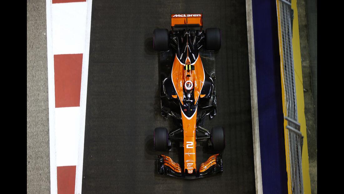 McLaren - GP Singapur 2017