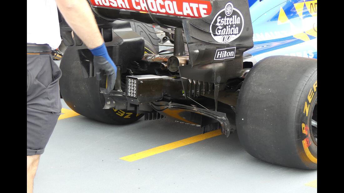 McLaren - GP Singapur - Formel 1 - Freitag - 20.9.2019
