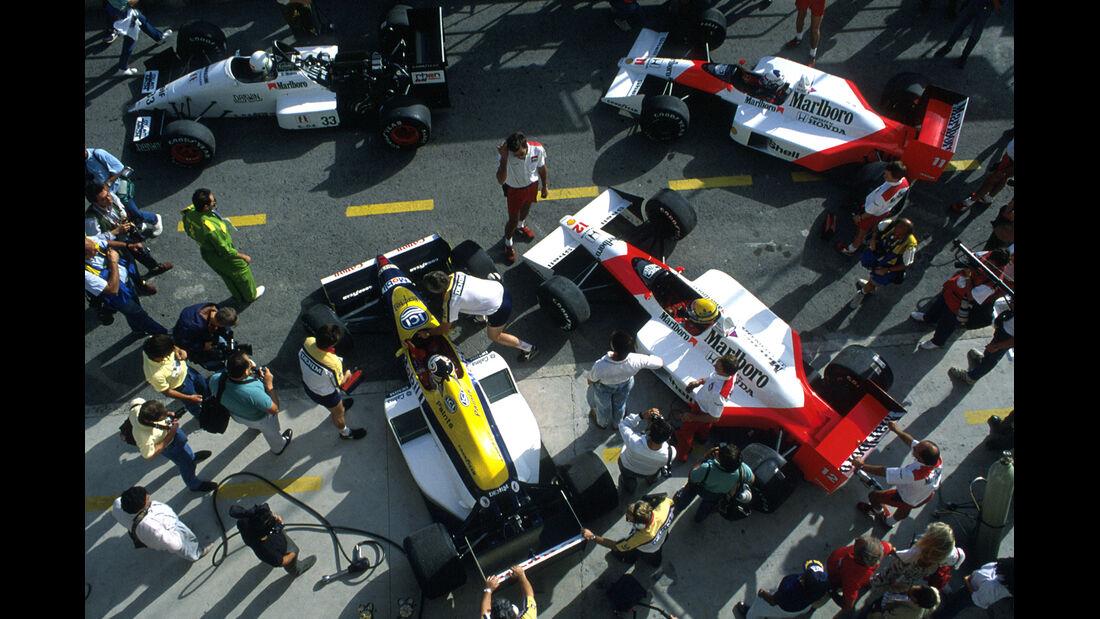 McLaren - GP Spanien - 1988