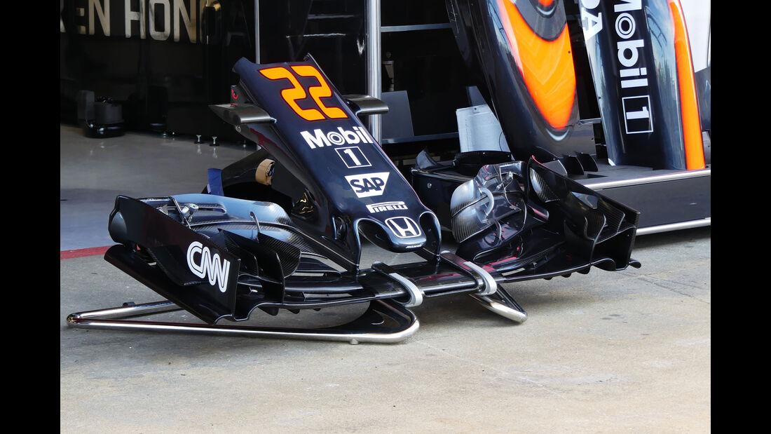 McLaren - GP Spanien 2016 - Barcelona - F1 - Freitag - 13.5.2016