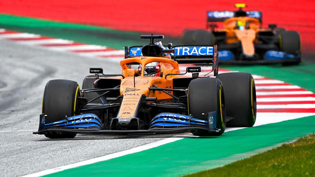 McLaren - GP Steiermark - Österreich - 2020
