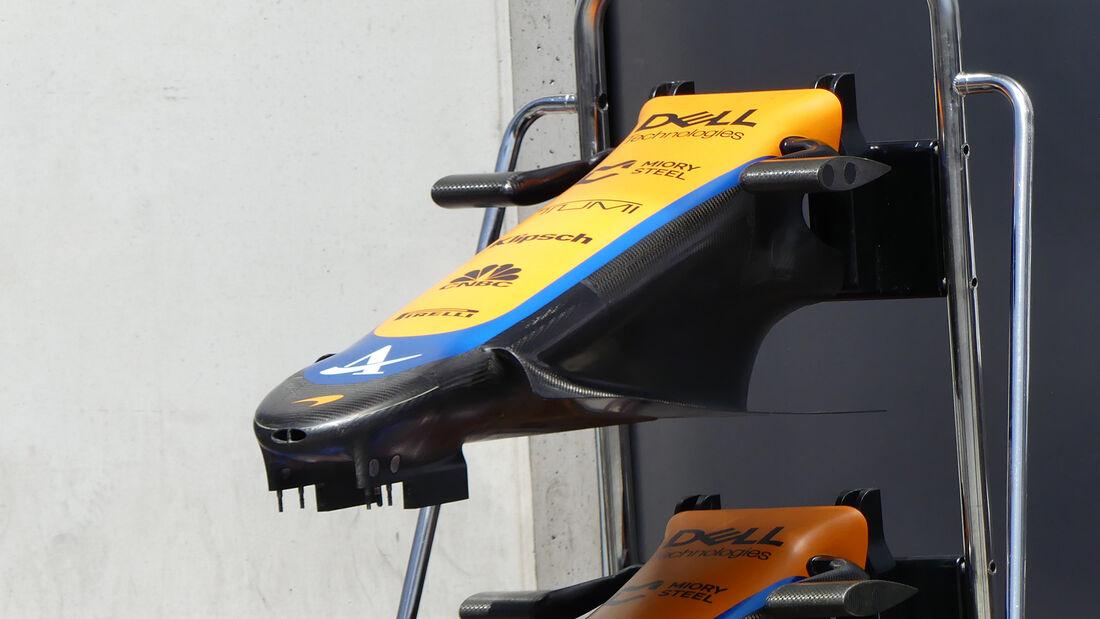 McLaren - GP Steiermark - Spielberg - 24. Juni 2021