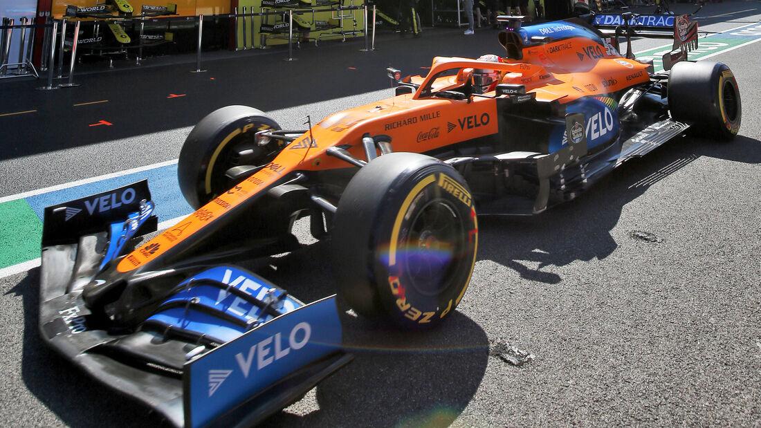McLaren - GP Toskana - Mugello - Formel 1 - 2020
