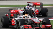McLaren - GP Türkei 2010