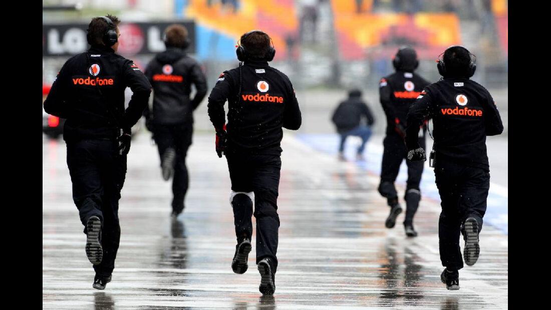 McLaren GP Türkei 2011