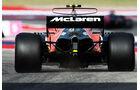 McLaren - GP USA 2017