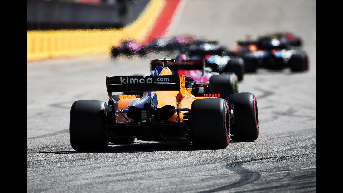 McLaren - GP USA 2018