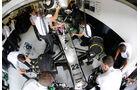 McLaren - GP Ungarn 2014