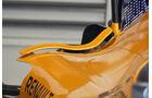 McLaren - GP Ungarn - Budapest - Formel 1 - Freitag - 27.7.2018