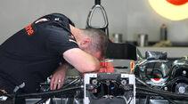 McLaren - GP Ungarn - Formel 1 - 28.7.2011