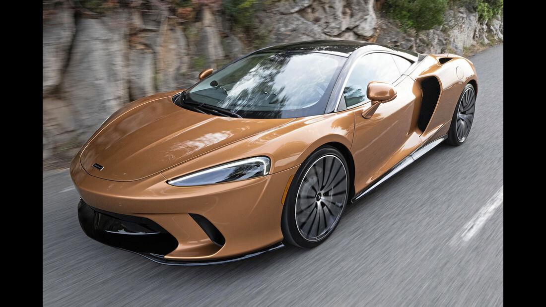 McLaren GT, Best Cars 2020, Kategorie G Sportwagen
