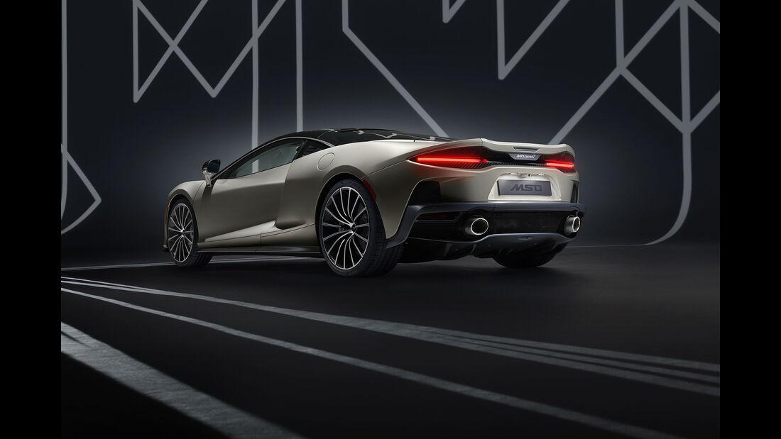 McLaren GT MSO - Sportwagen
