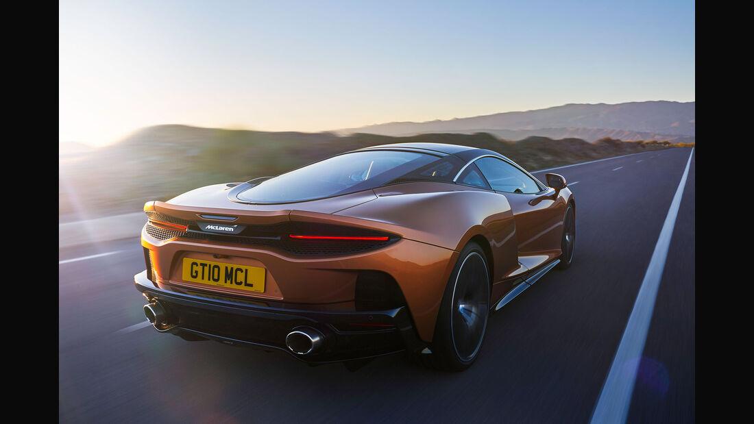 McLaren GT Sperrfrist 15.5.2019 14 Uhr