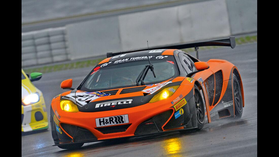 McLaren GT3, Dörr