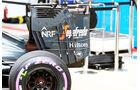 McLaren Heckflügel - Formel 1 - GP Österreich - 1. Juli 2016